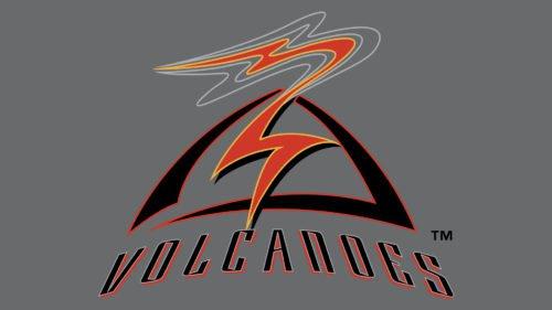 Salem-Keizer Volcanoes emblem