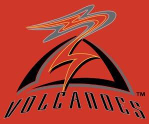 Salem-Keizer Volcanoes Logo