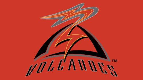 Salem-Keizer Volcanoes symbol