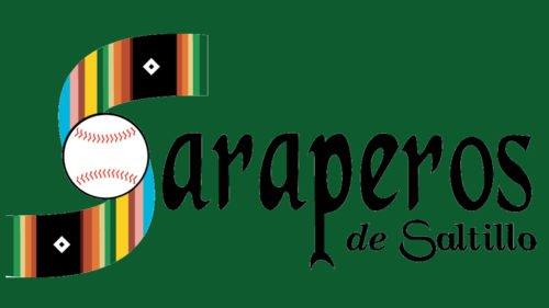 Saltillo Saraperos Logo baseball