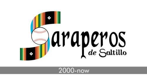 Saltillo Saraperos Logo history