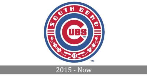 South Bend Cubs Logo history