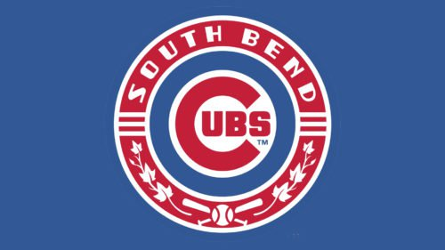 South Bend Cubs emblem