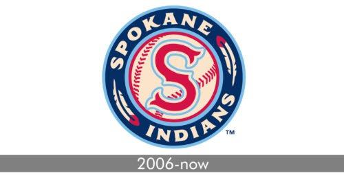 Spokane Indians Logo history