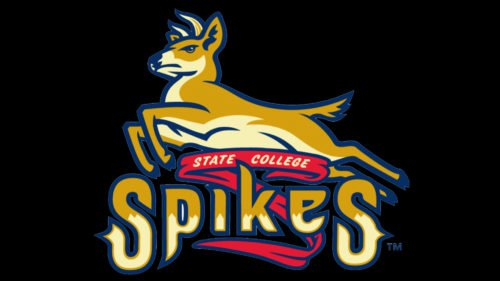 State College Spikes emblem