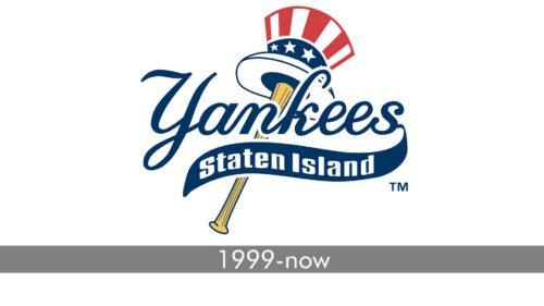 Staten Island Yankees Logo history