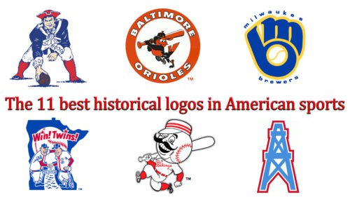The 11 best historical logos in American sports