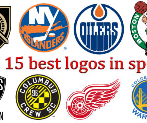 🏅 The 15 best logos in sports