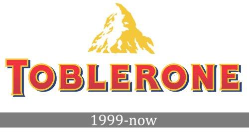 Toblerone Logo history