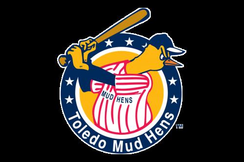 Toledo Mud Hens Logo 1970