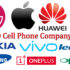 Top-10 Cell Phone Company Logos