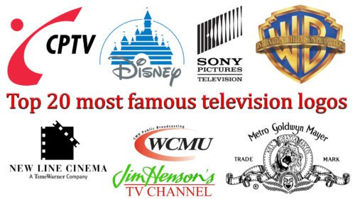 Top 20 most famous television logos