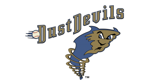 Tri-City Dust Devils Logo