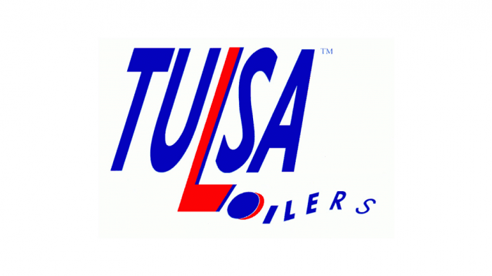 Tulsa Oilers Logo 1992