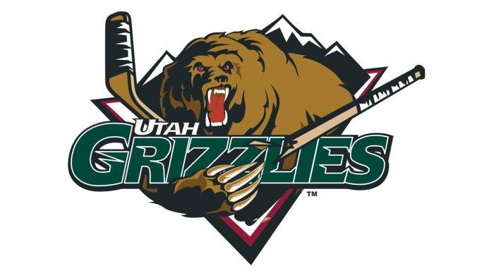 Utah Grizzlies logo
