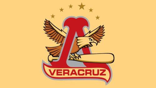 Veracruz Rojos del Águila emblem