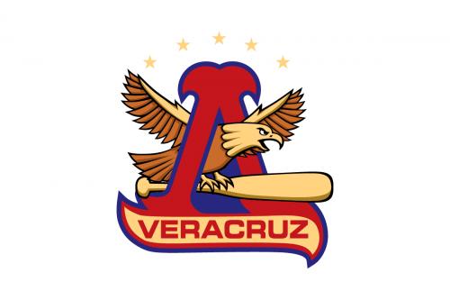 Veracruz Rojos del Águila Logo 2000