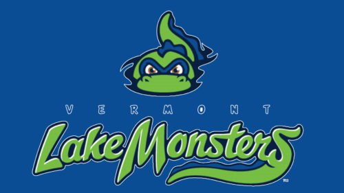 Vermont Lake Monsters emblem