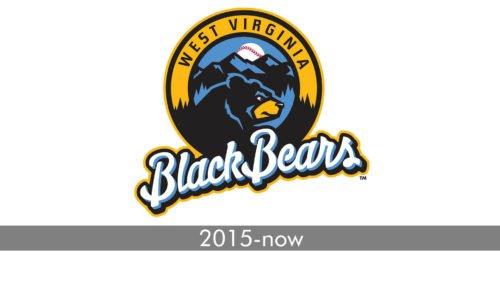 West Virginia Black Bears Logo history