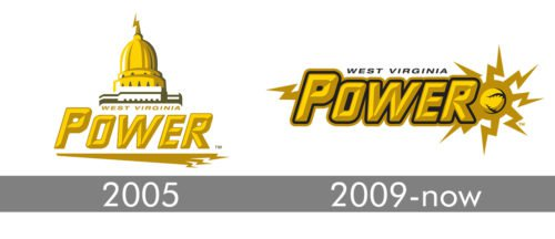 West Virginia Power Logo history