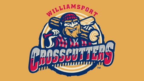 Williamsport Crosscutters emblem