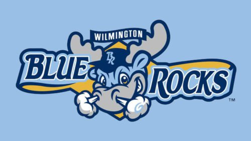 Wilmington Blue Rocks emblem