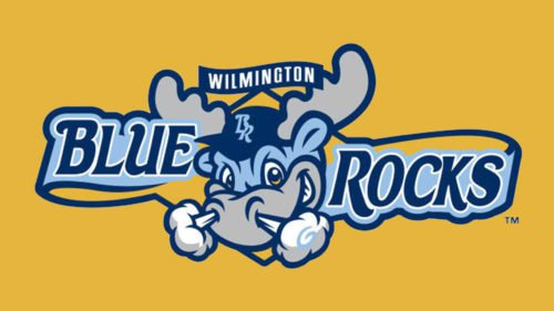 Wilmington Blue Rocks symbol