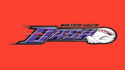 Winston-Salem Dash emblem