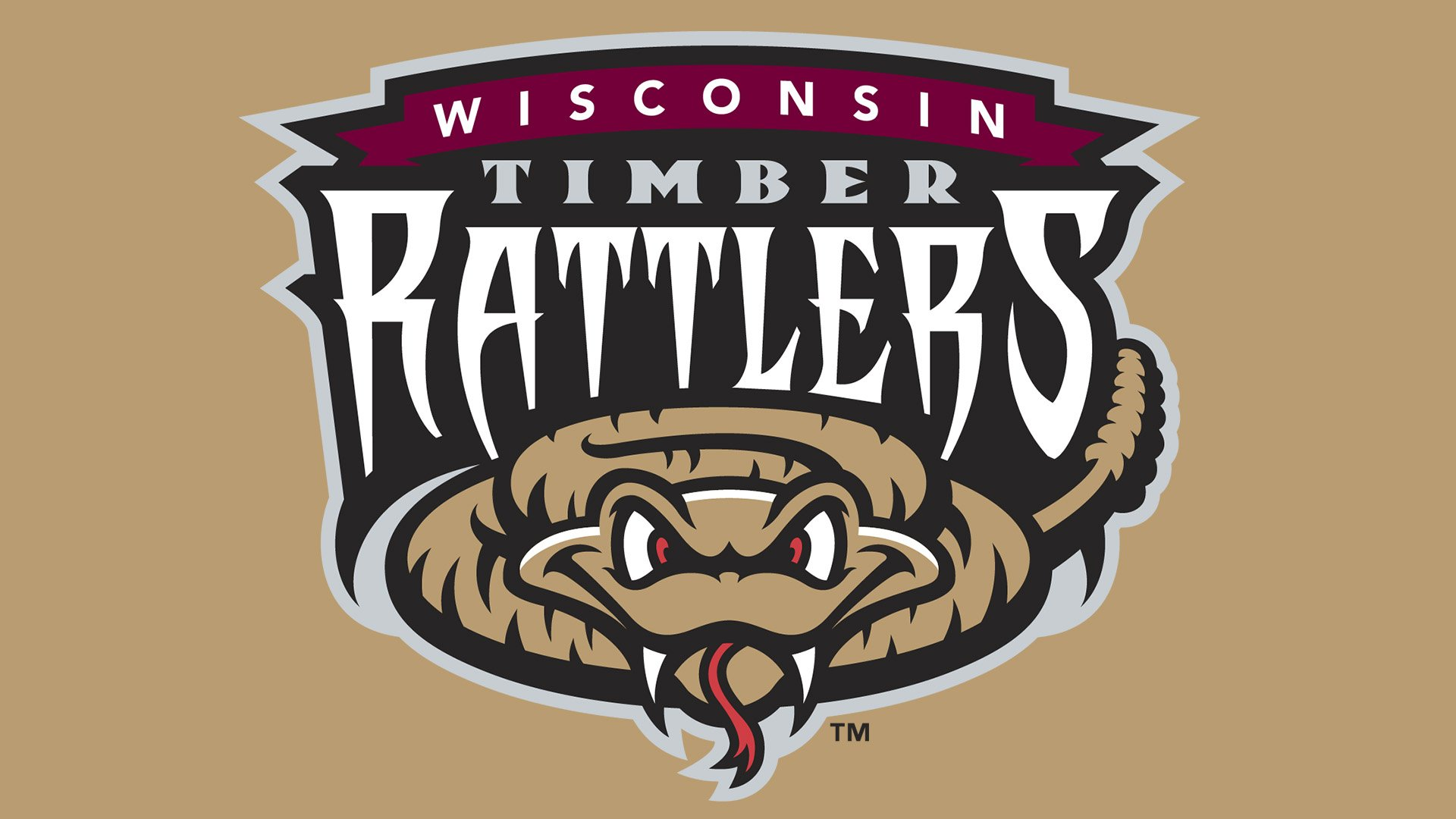 Meaning Wisconsin Timber Rattlers logo and symbol | history and ...