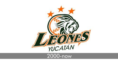 Yucatán Leones Logo history