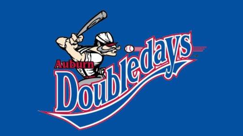 auburn doubledays baseball logo