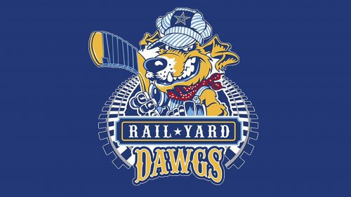logo Roanoke Rail Yard Dawgs
