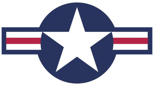 old air force logo