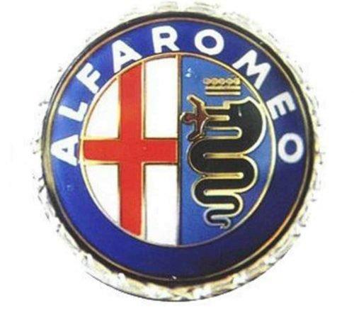 Alfa Romeo Logo 1971