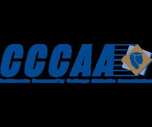 California Community College Athletic Association logo