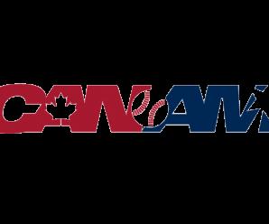 Canadian American Association of Professional Baseball logo