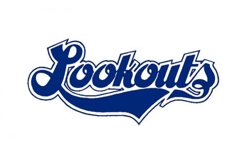 Chattanooga Lookouts Logo 1985