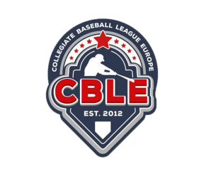 Collegiate Baseball League Europe logo
