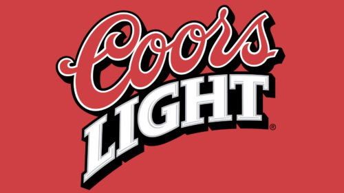 Coors Light logo old