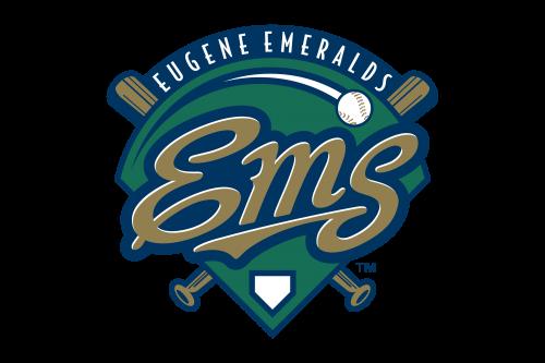 Eugene Emeralds Logo 2004