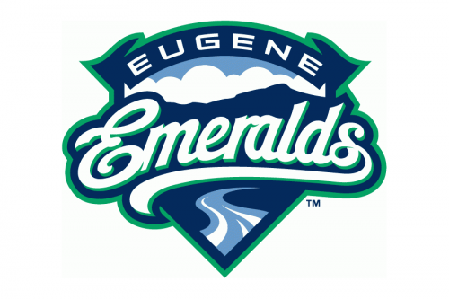 Eugene Emeralds Logo 2010