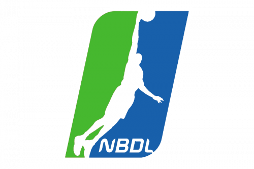 NBA Gatorade League Logo 2001
