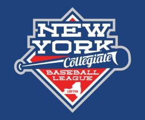 New York Collegiate Baseball League logo