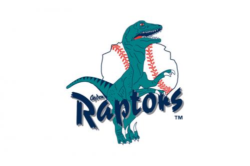 Ogden Raptors Logo 1994