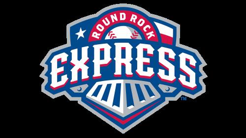 Round Rock Express logo 2011
