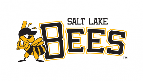 Salt Lake Bees Logo 2006