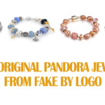 Tell Original Pandora Jewelry from Fake by Logo