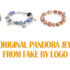 Tell original pandora jewelry from fake by logo