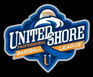 United Shore Professional Baseball League logo