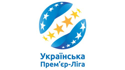 Ukraine championship logo
